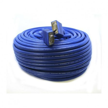 Van Damme VGA to VGA cable, Male to Male, 30m