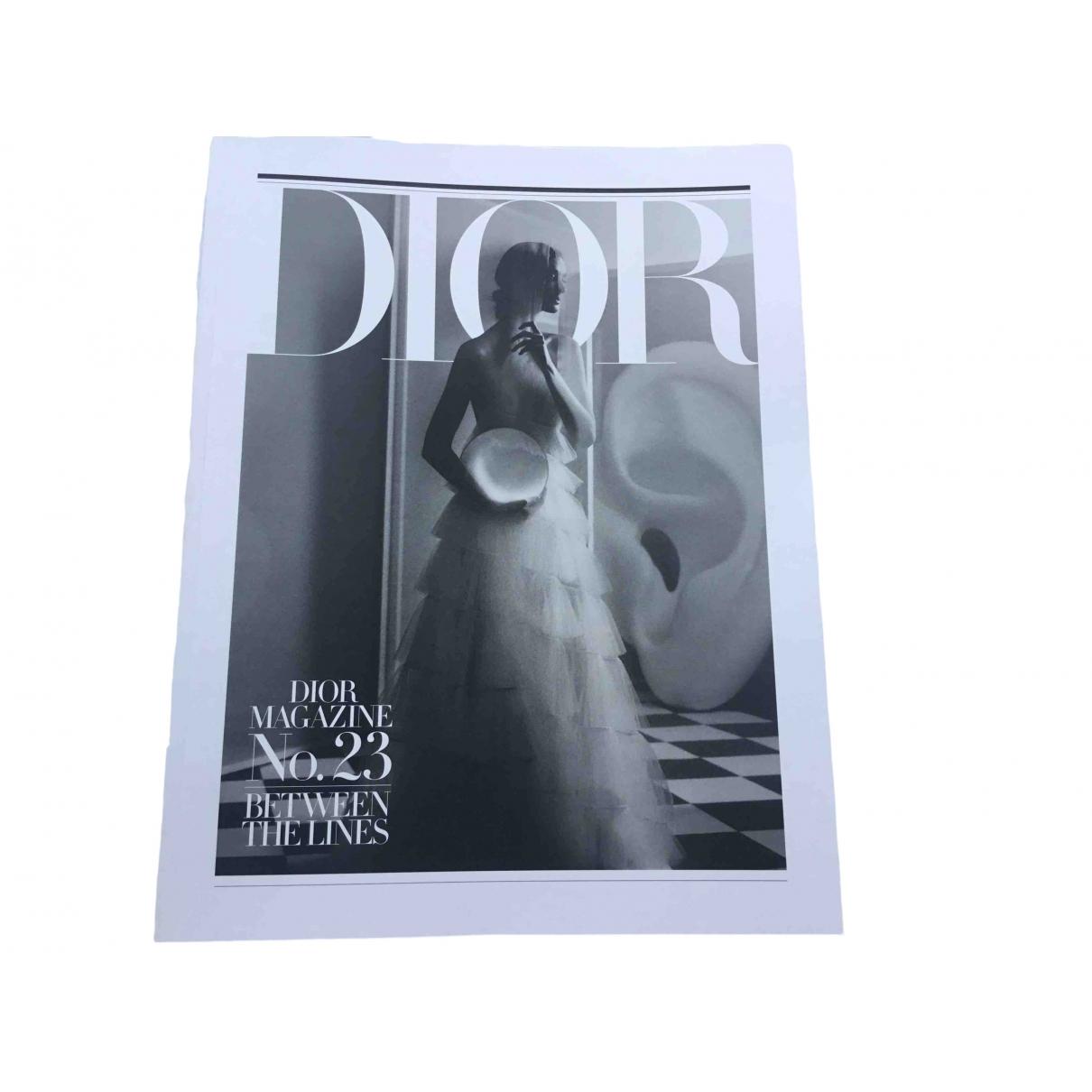 Dior - Mode   pour lifestyle en coton - multicolore