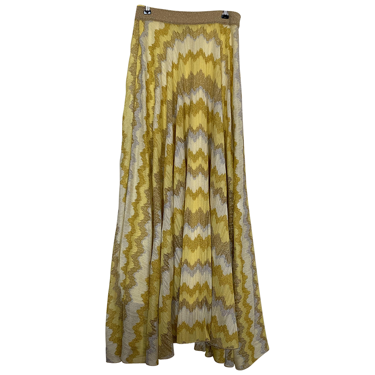 Missoni N Yellow skirt for Women 40 IT