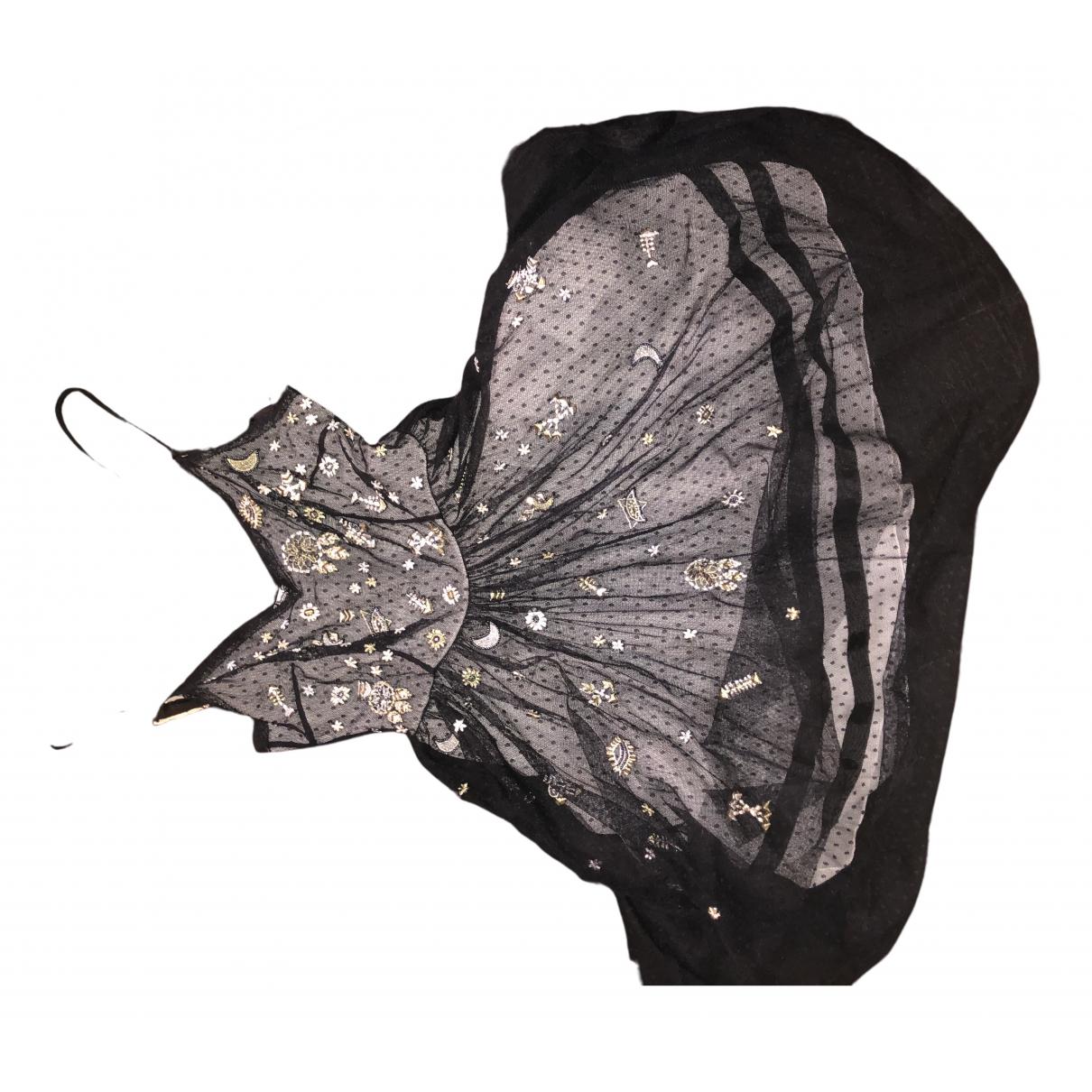 Ermanno Scervino - Robe   pour femme - noir