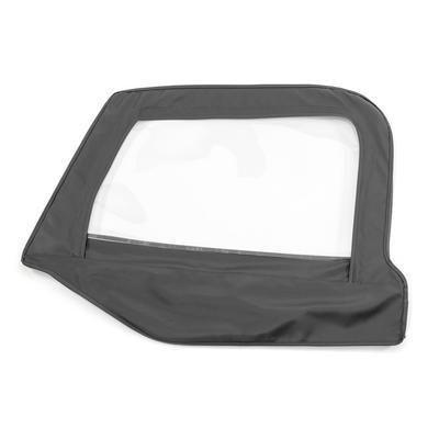 MasterTop Replacement Driver Side Upper Door Skin (Black Diamond) - 16014235