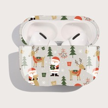 Christmas Print AirPods Case
