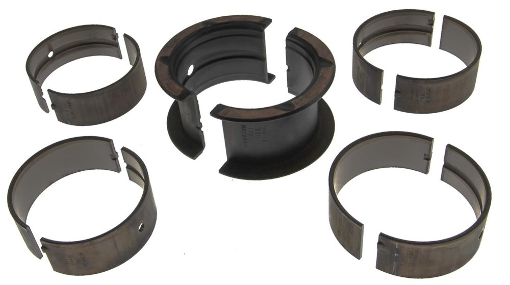 Clevite MS2323H H Series Main Bearing Set - Coated Chevy 1958-1965