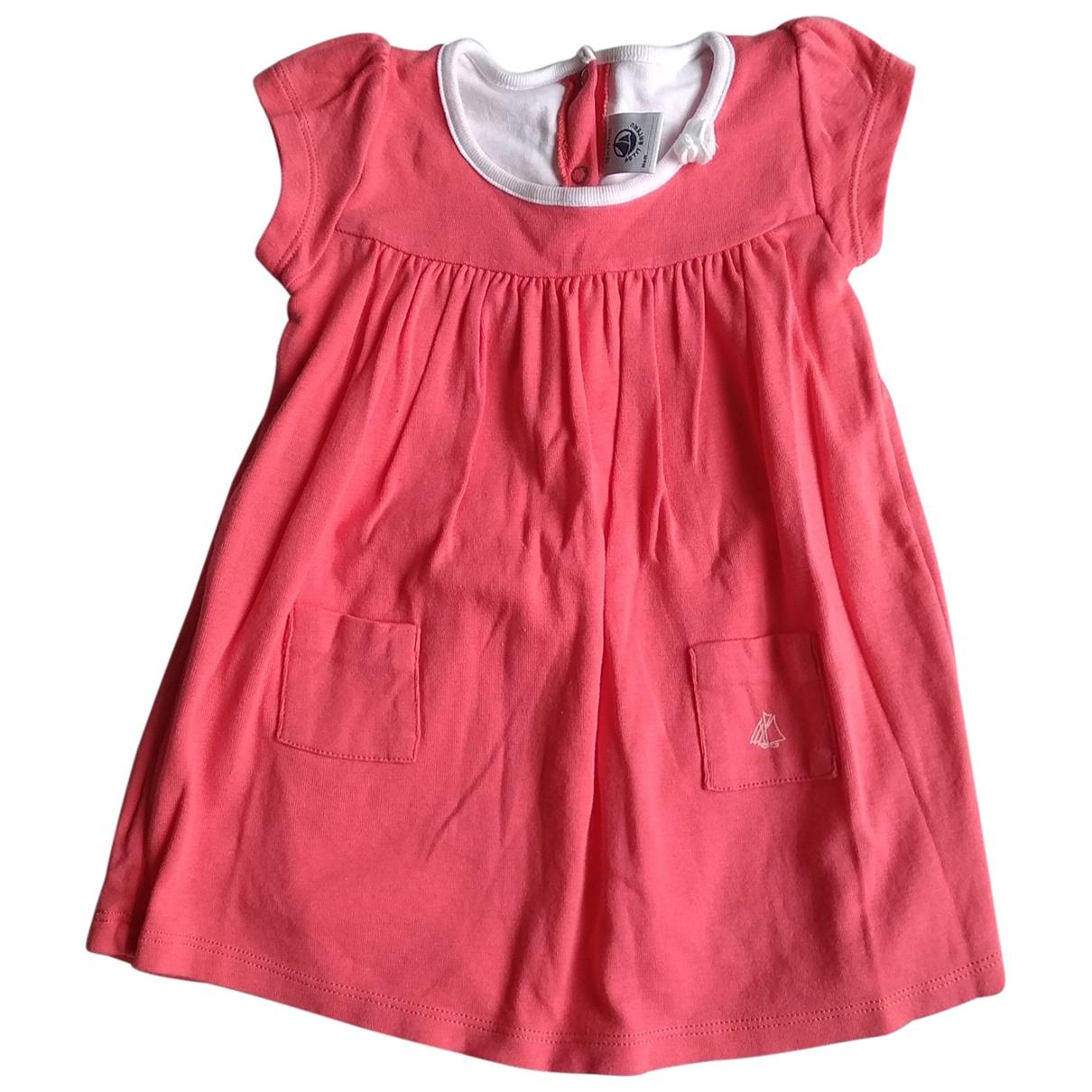 Mini vestido Petit Bateau