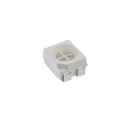 Bivar 2.6 V, 4.3 V, 4.5 V RGB LED PLCC 4 SMD,  SMTL4-SRGB (2000)