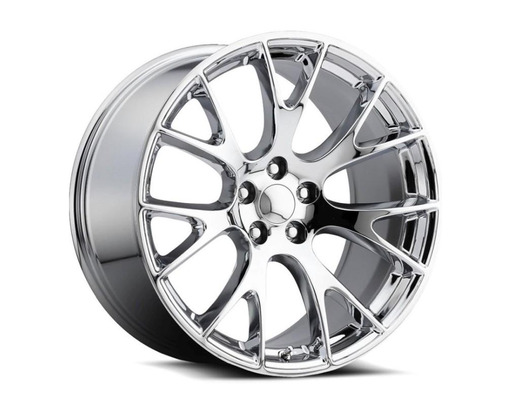 OE Revolution DG05-22905115+21C DG-05 Wheel 22x9 5x115 21mm Chrome