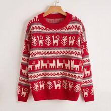 Christmas Ugly Pattern Sweater
