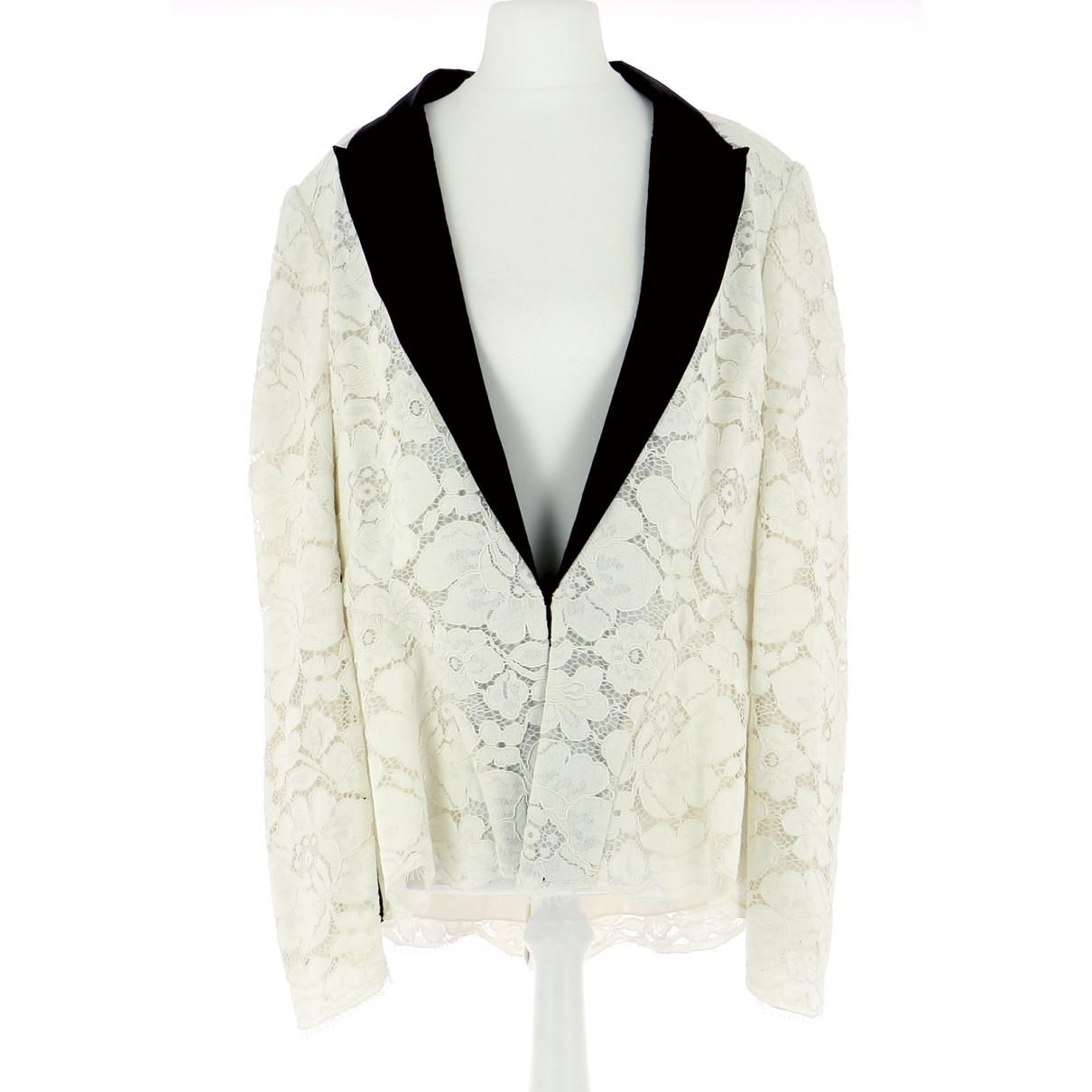Twin Set N Multicolour Silk jacket for Women 44 FR