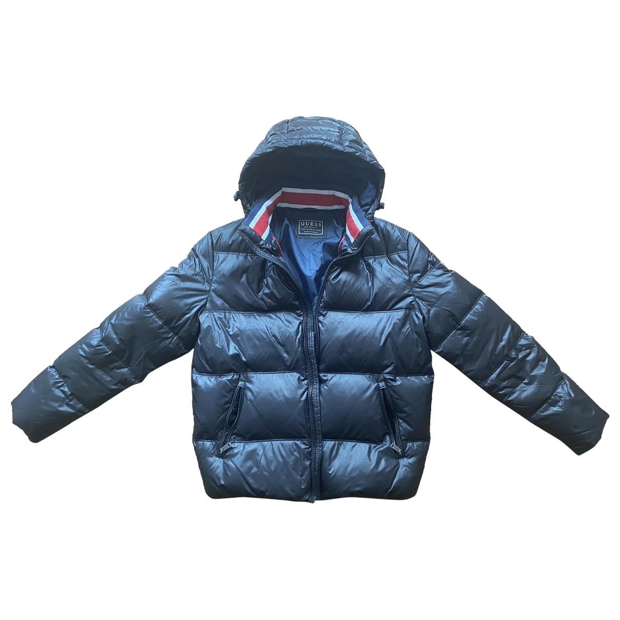 Guess \N Black jacket  for Men 52 IT