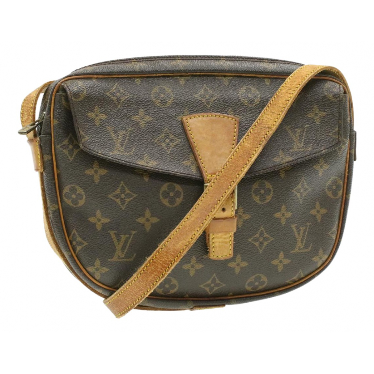 Louis Vuitton Jeune fille  Brown Cloth handbag for Women N