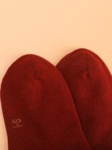 Toddler Girls Ruffle Hem Socks