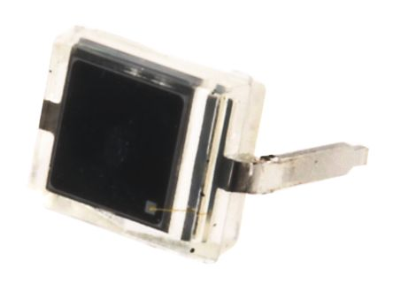OSRAM Opto Semiconductors Osram Opto, BPW 34 IR + Visible Light Si Photodiode, 60 °, Through Hole DIP (5)