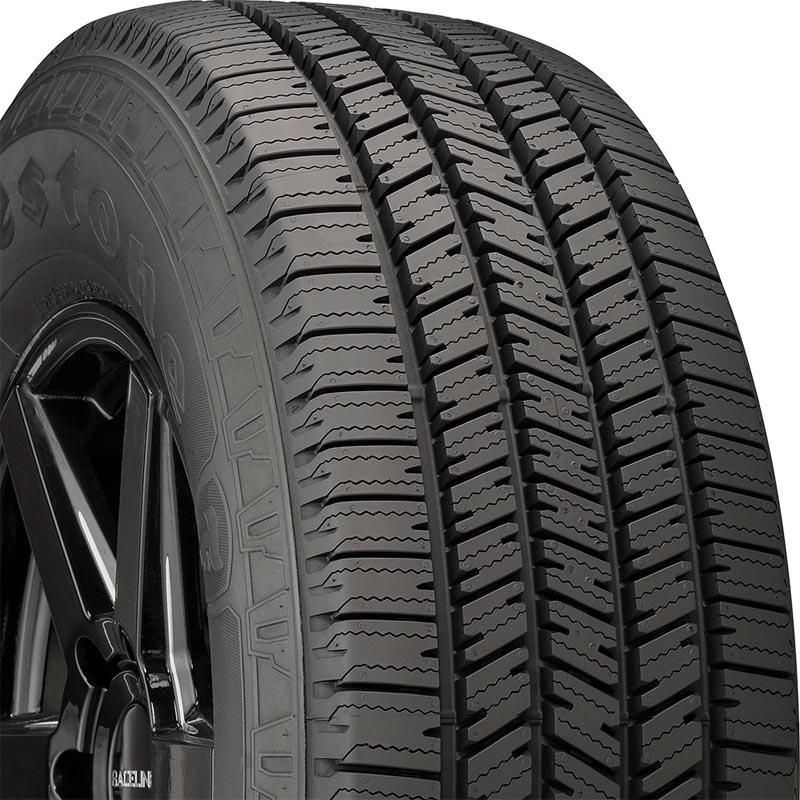 Firestone 002778 Transforce HT2 Tire LT275/70 R18 125S E1 BSW