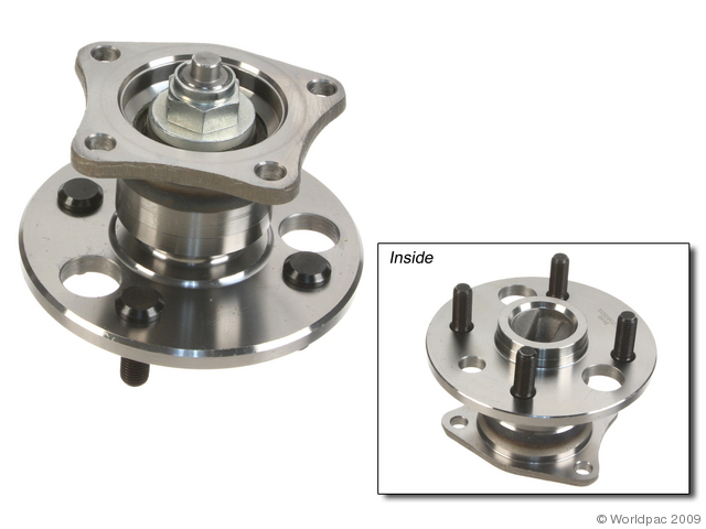 First Equipment Quality W0133-1599744 Wheel Bearing and Hub Assembly Chevrolet Prizm Rear 1998-2002