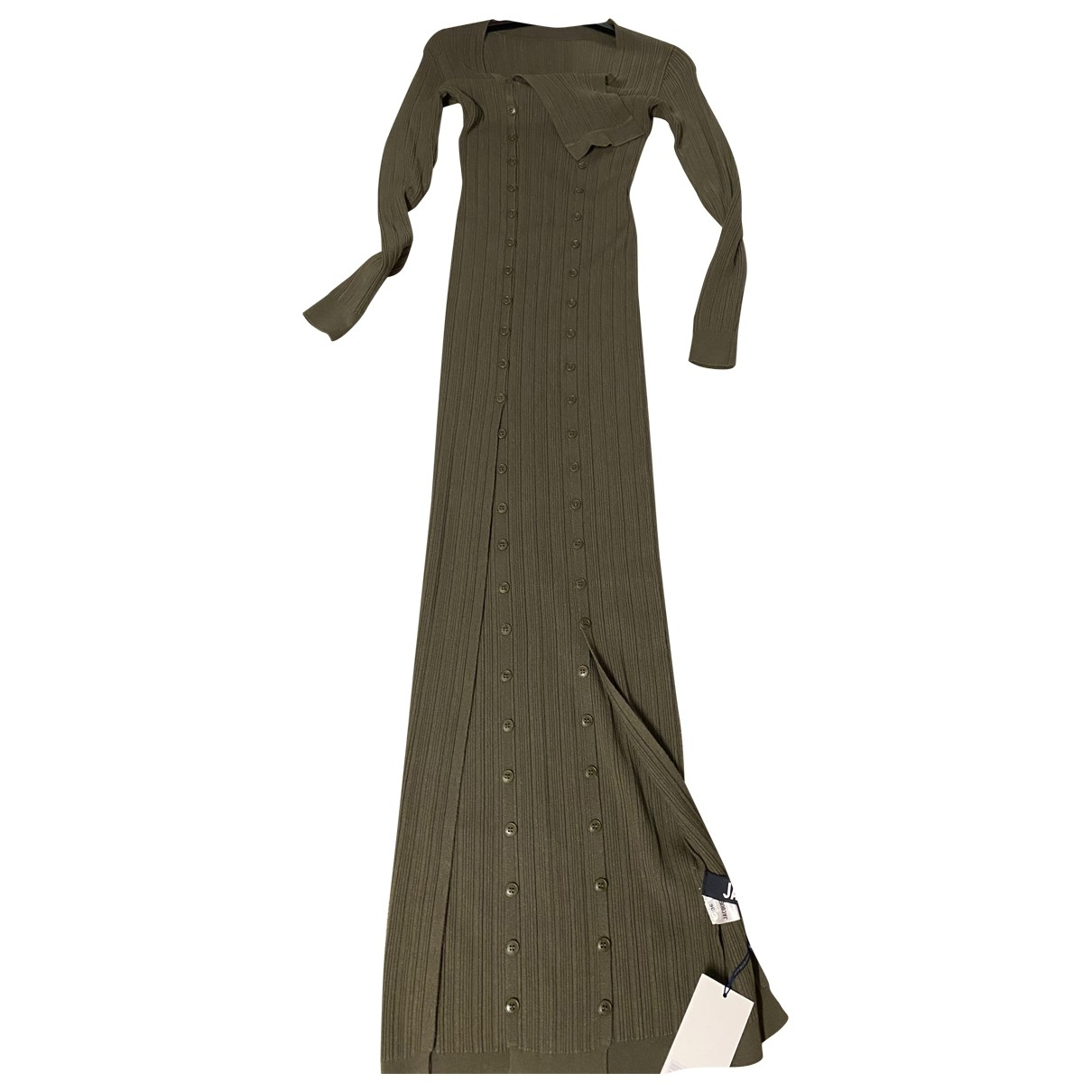 Jacquemus - Robe   pour femme - kaki