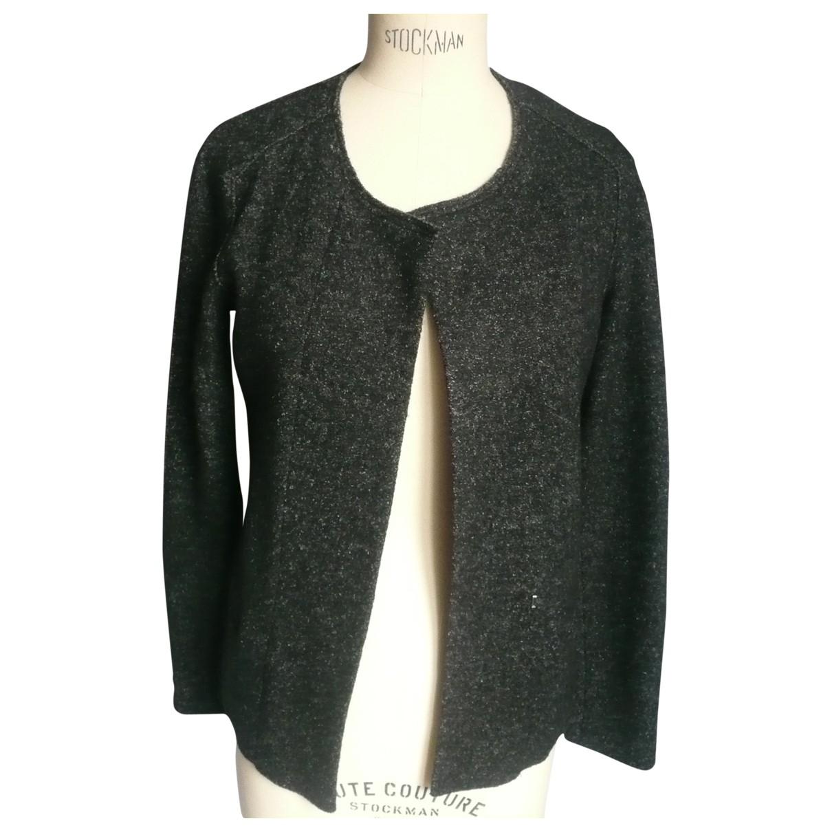 Isabel Marant Etoile \N Black Wool jacket for Women 36 FR