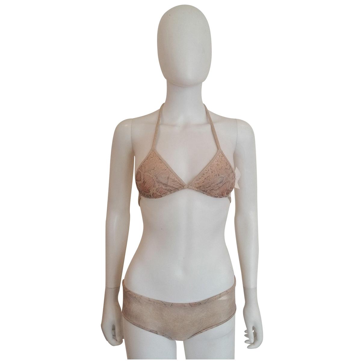 Dior \N Metallic Swimwear for Women 36 FR