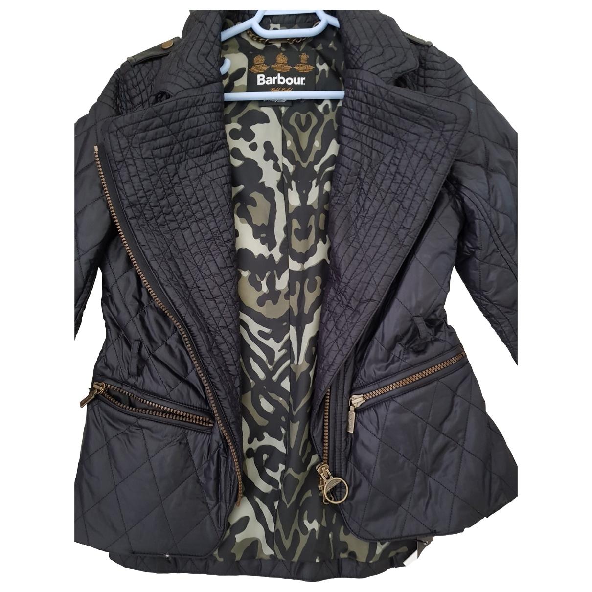 Barbour \N Black jacket for Women 10 UK