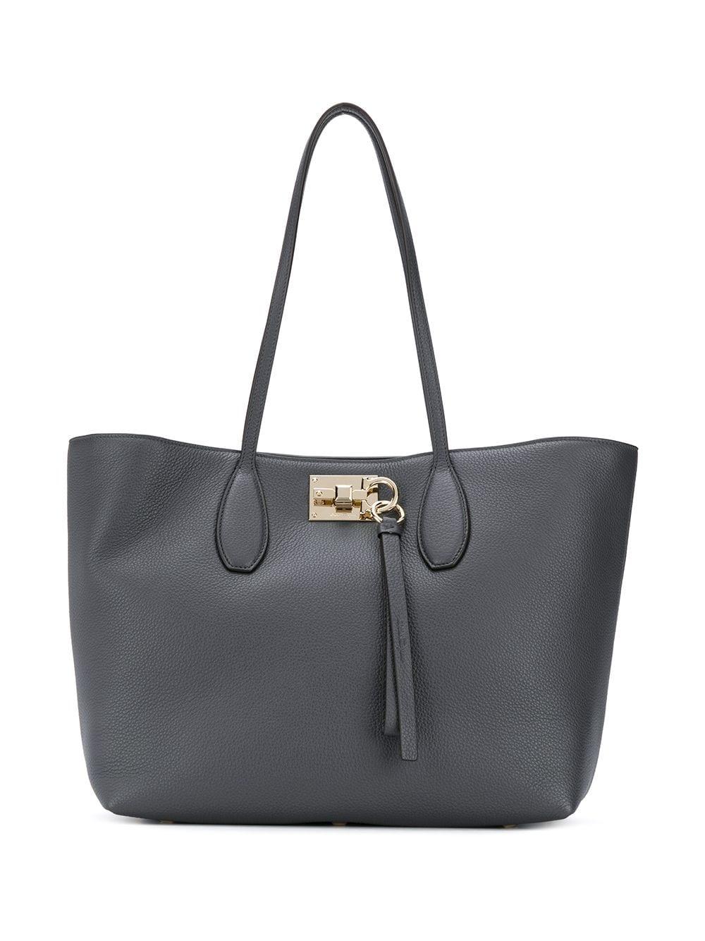 The Studio Leather Shoulder Bag