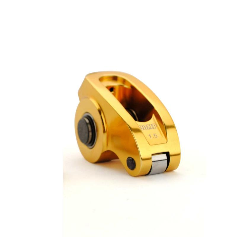 COMP Cams Ultra-Gold ARC Rocker w/ 1.5 Ratio for Chevrolet V6 and SBC w/ 3/8