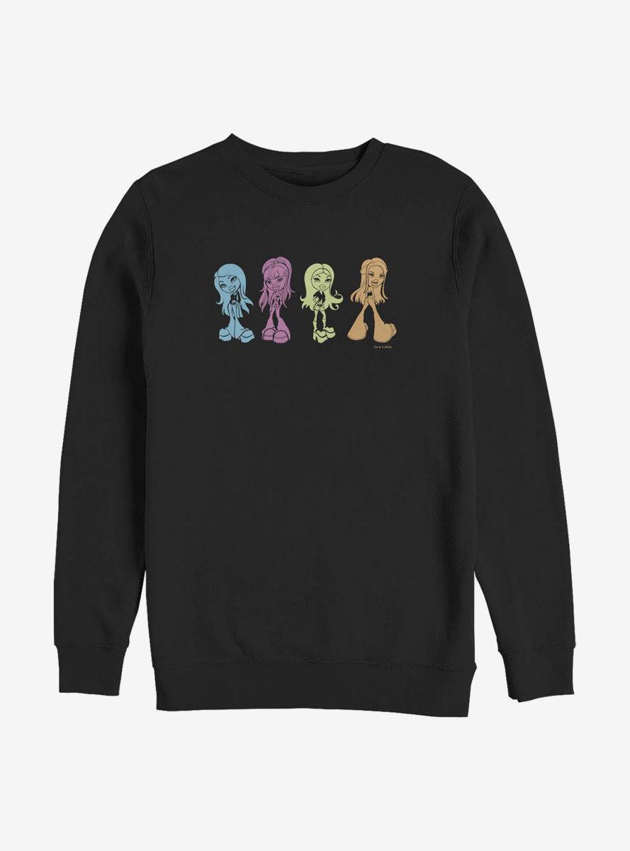 Bratz Minimal Bratz Sweatshirt