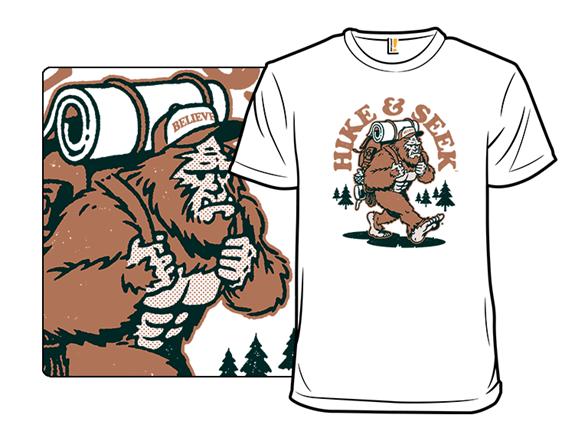 Hike & Seek T Shirt