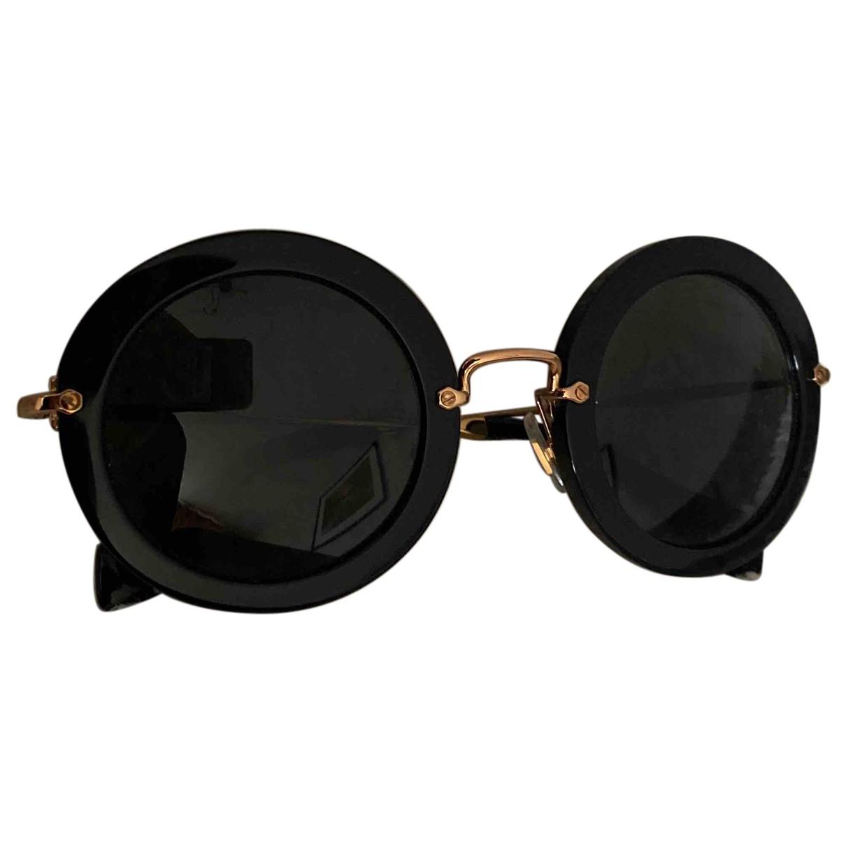 Gafas mascara Miu Miu