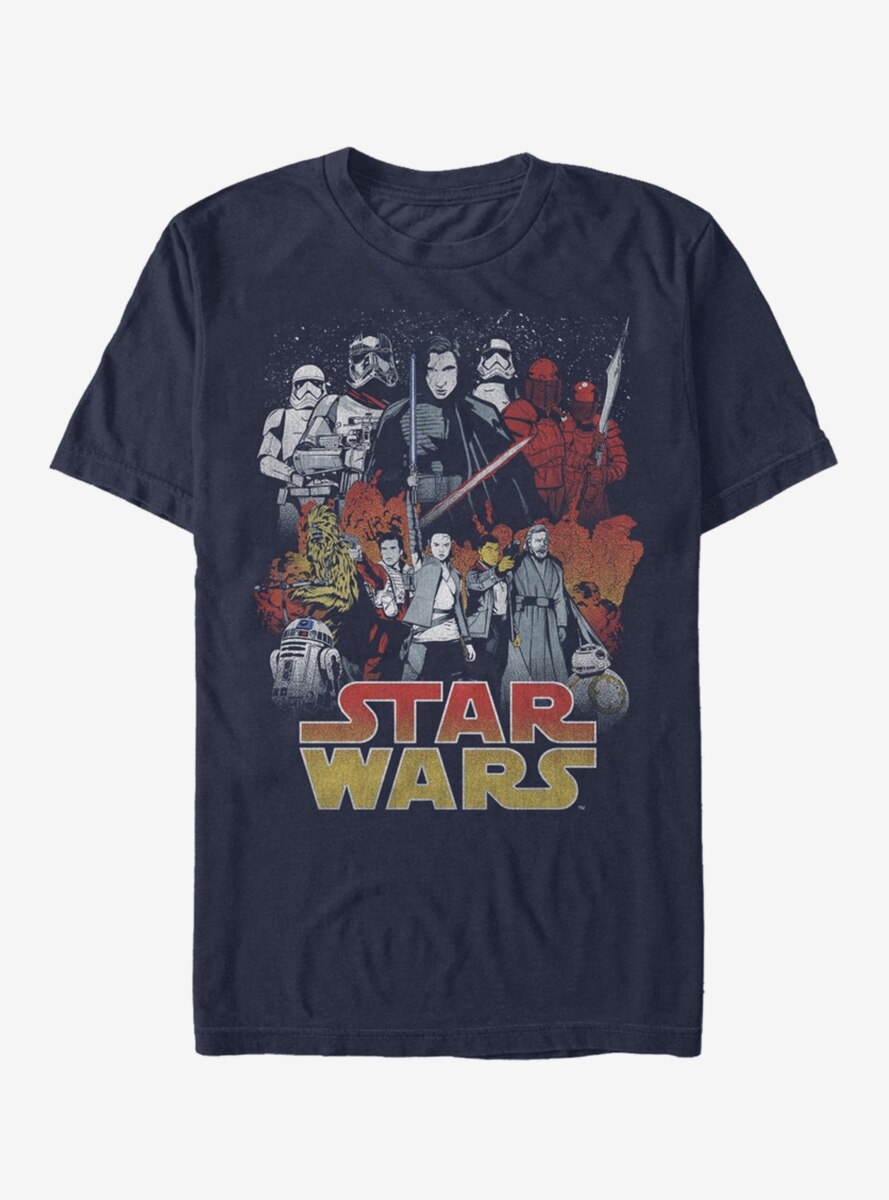Star Wars Good and Evil T-Shirt