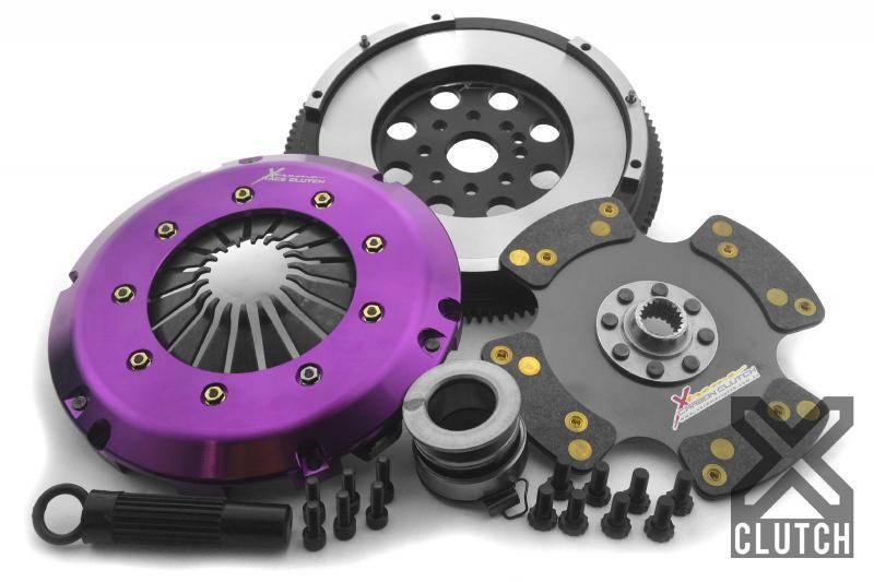 XClutch XKLT24530-1P Clutch Kit with Chromoly Flywheel Stage 3 Carbon Blade Clutch Disc Lotus Evora 3.5L V6