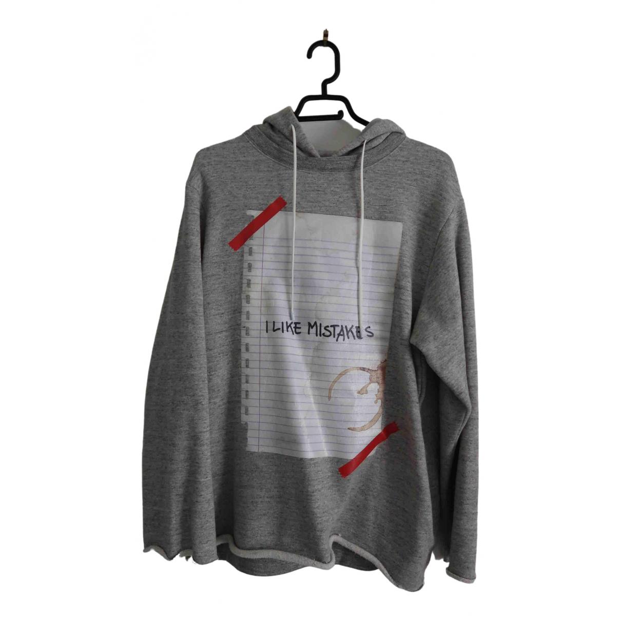 Golden Goose \N Grey Cotton Knitwear for Women M International