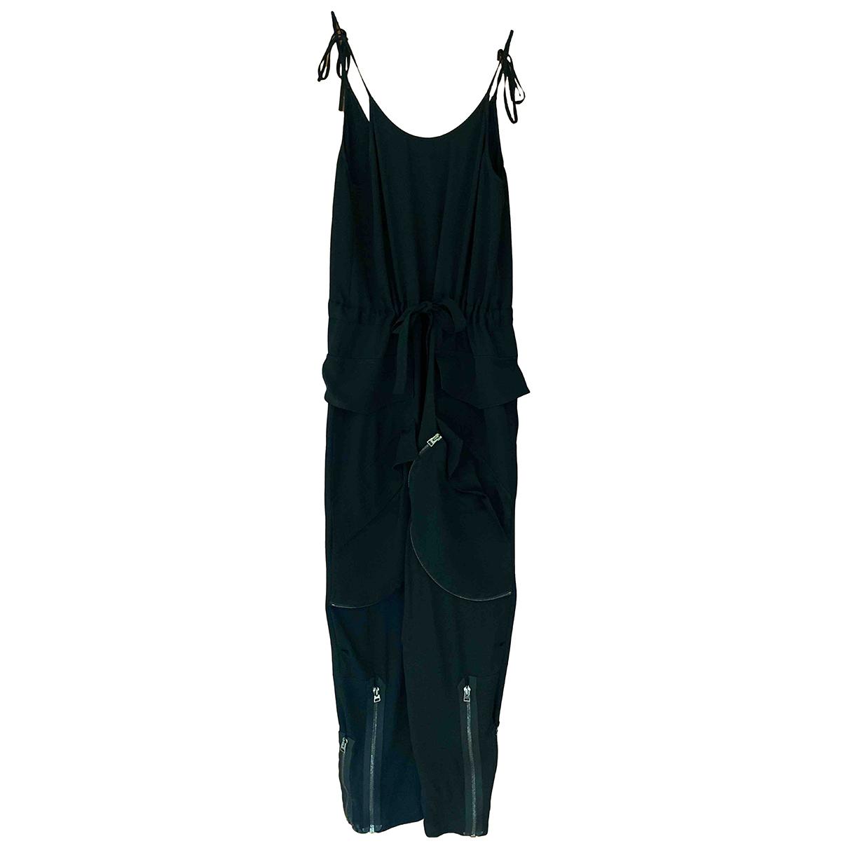 Tom Ford - Combinaison   pour femme en soie - noir