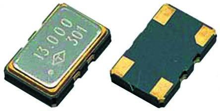 TAITIEN 14.7456MHz TCXO Oscillator, Clipped Sinewave ±2.5ppm SMDR0053-T-038-3