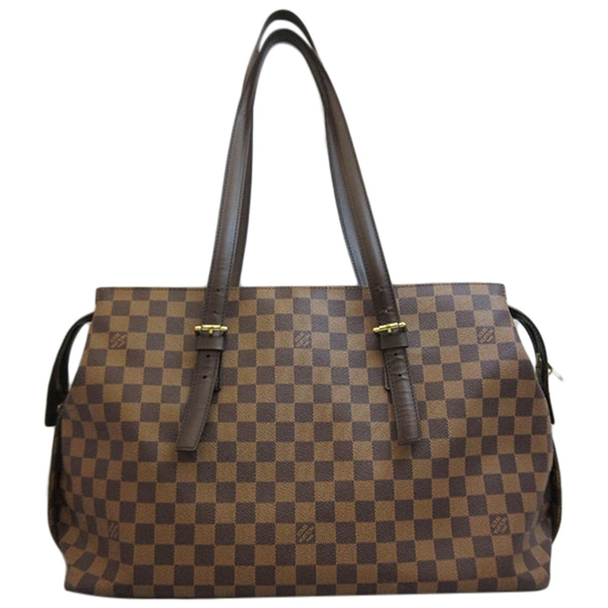 Bolso  Chelsea de Lona Louis Vuitton