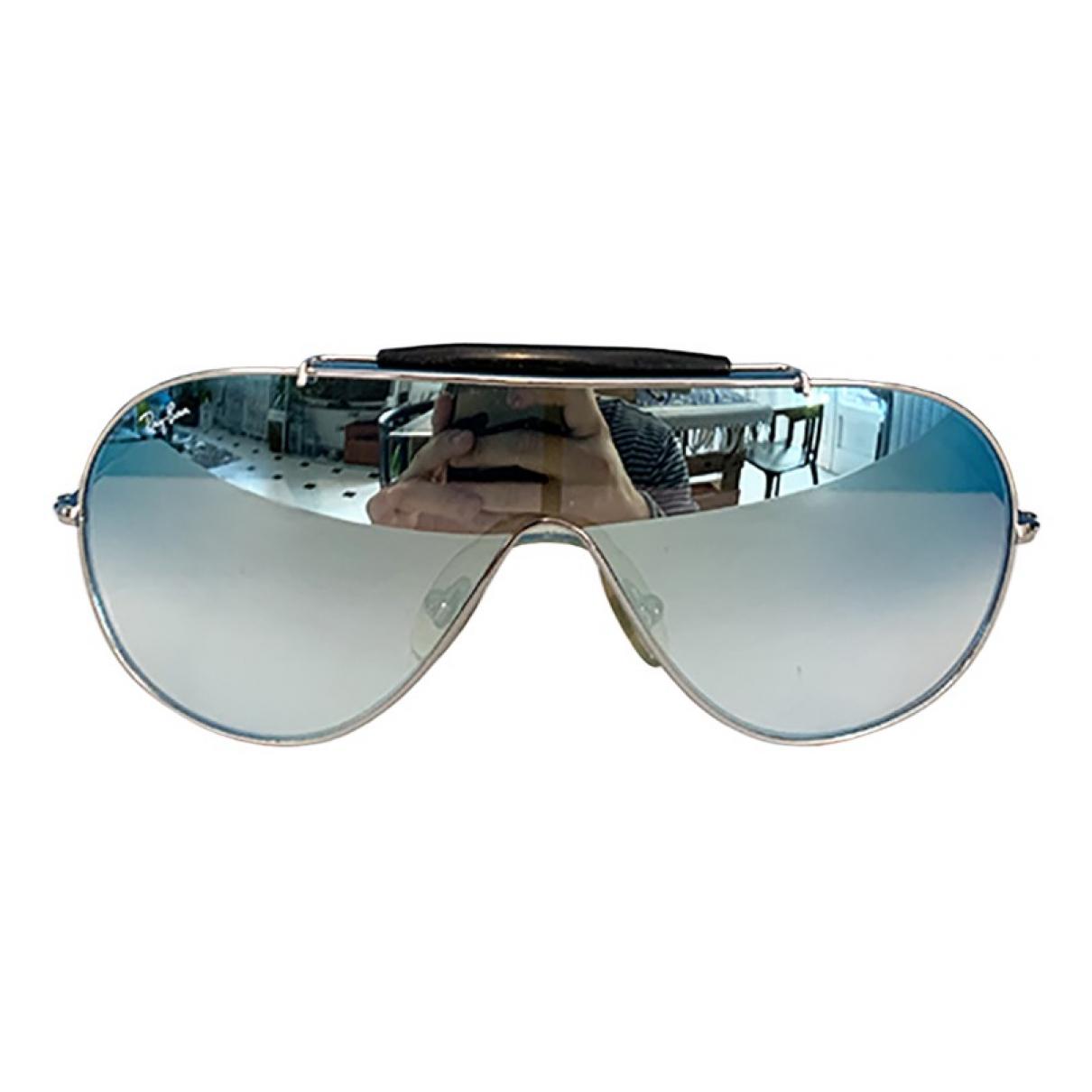 Ray-ban Aviator Metallic Metal Sunglasses for Men N