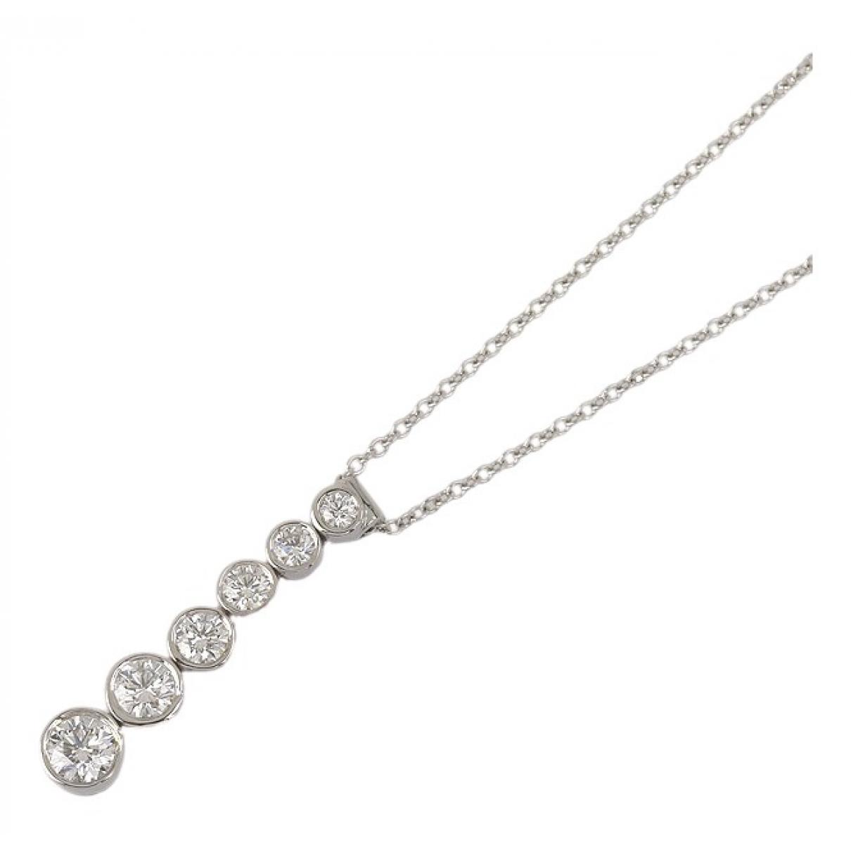 Collar de Platino Tiffany & Co