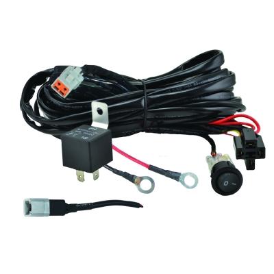 HELLA ValueFit Single Light Wire Harness - 357211001