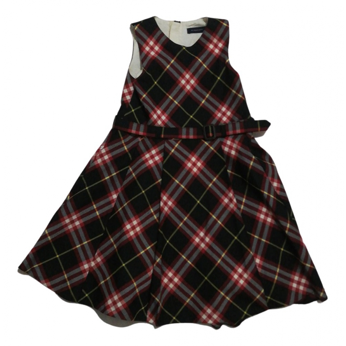 Burberry N Multicolour Wool dress for Kids 4 years - up to 102cm FR