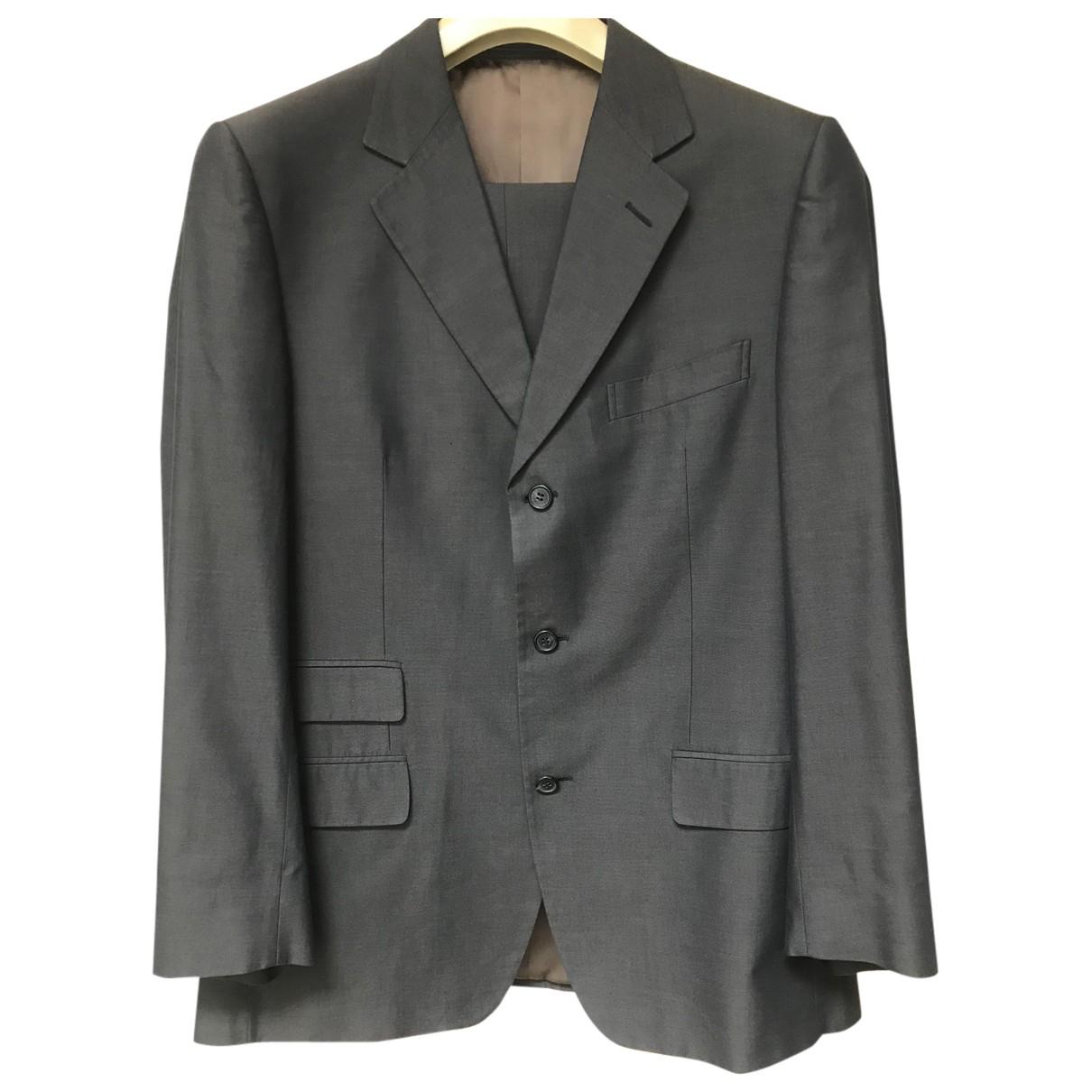 Gucci N Brown Cotton Suits for Men 50 IT