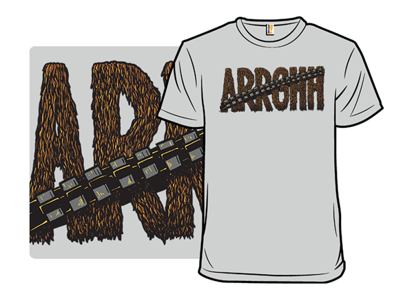 What Wookies Say T Shirt
