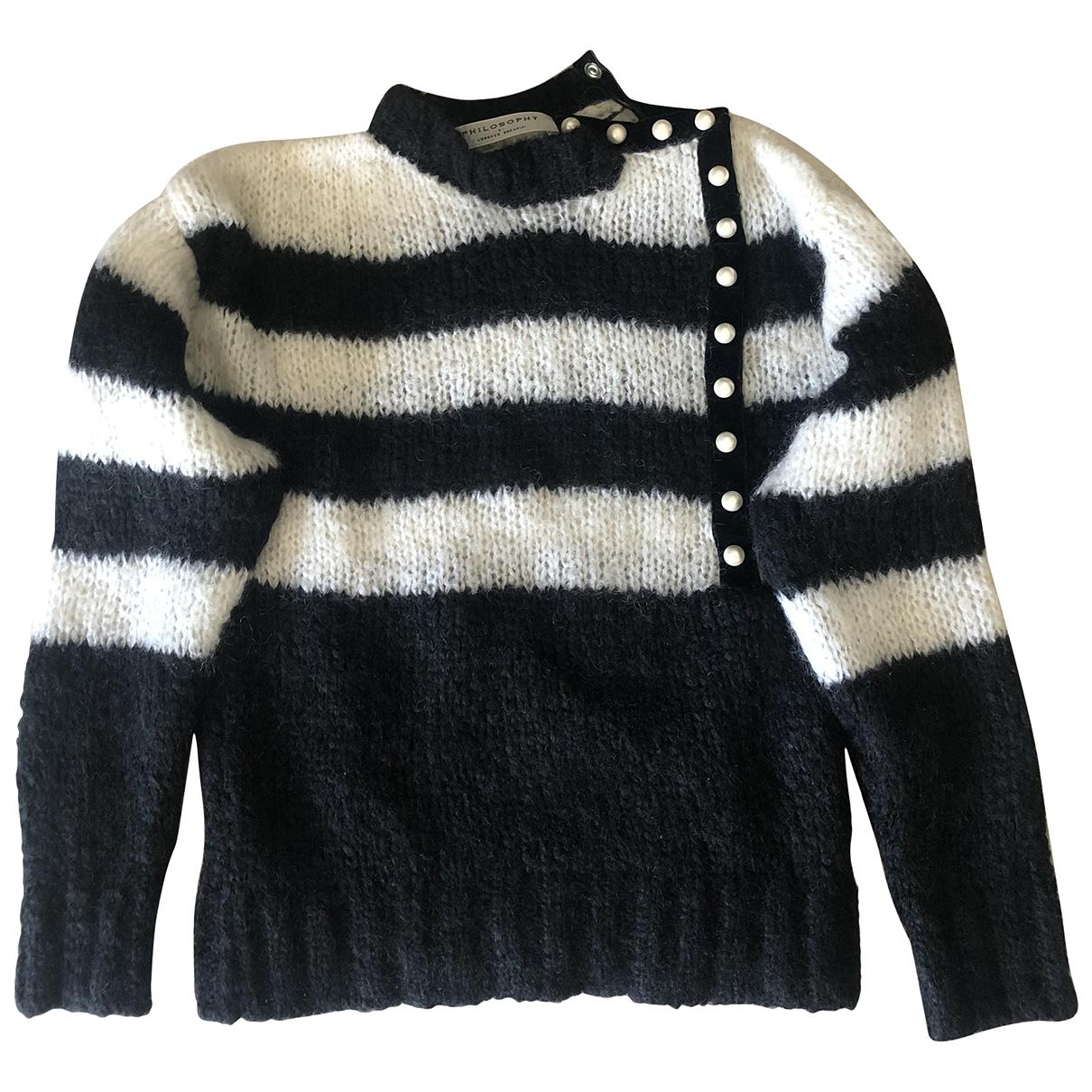 Philosophy Di Lorenzo Serafini \N Multicolour Wool Knitwear for Women 6 UK