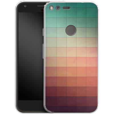 Google Pixel Silikon Handyhuelle - Cyvyryng von Spires