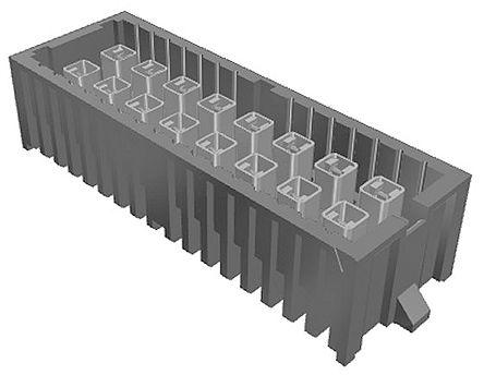 Samtec , IsoRate IP5, 16 Way, 2 Row, Straight PCB Header