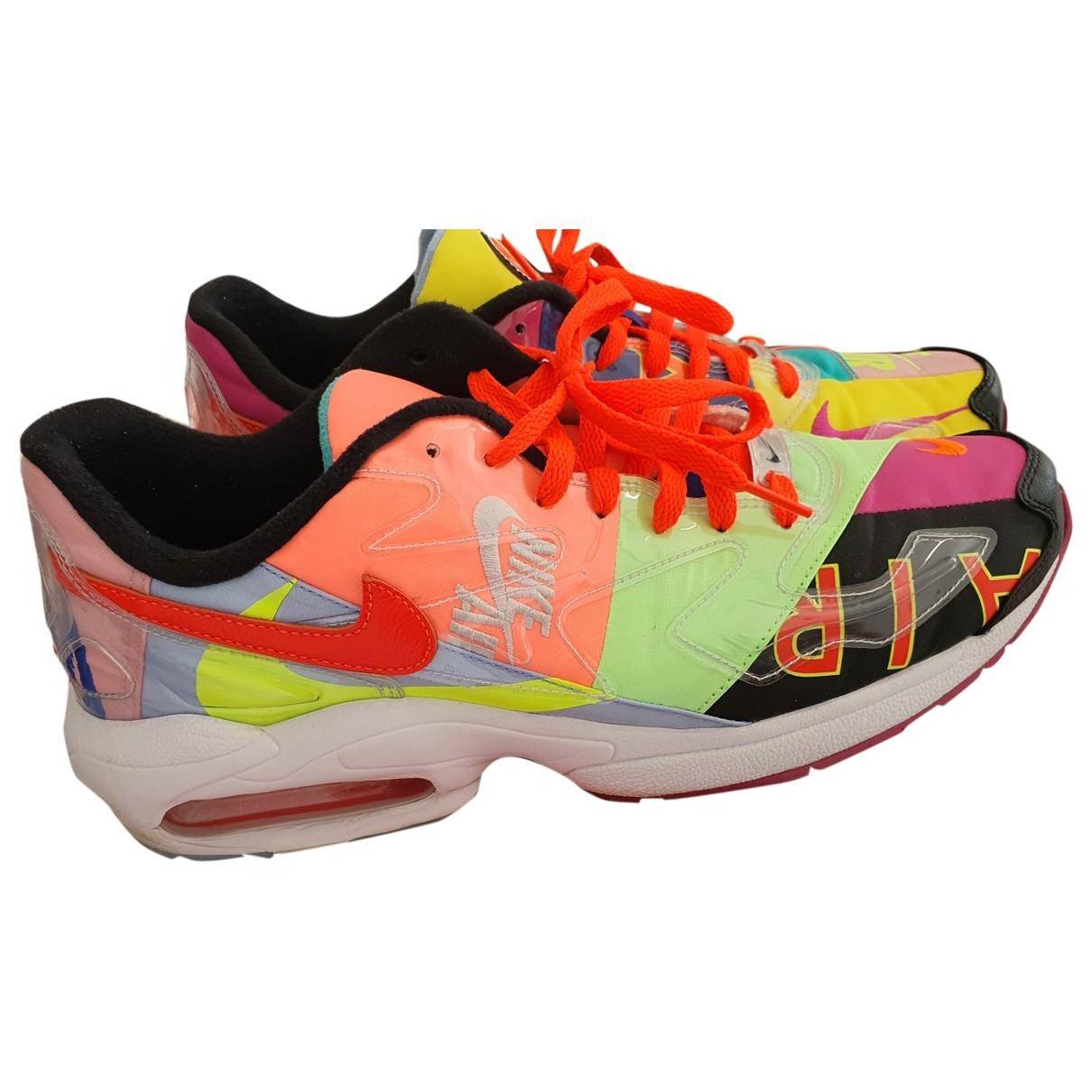 Nike - Baskets Air Max 2 Light pour homme - multicolore