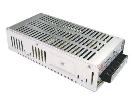 Mean Well , 151W Embedded Switch Mode Power Supply SMPS, 24V dc, Enclosed