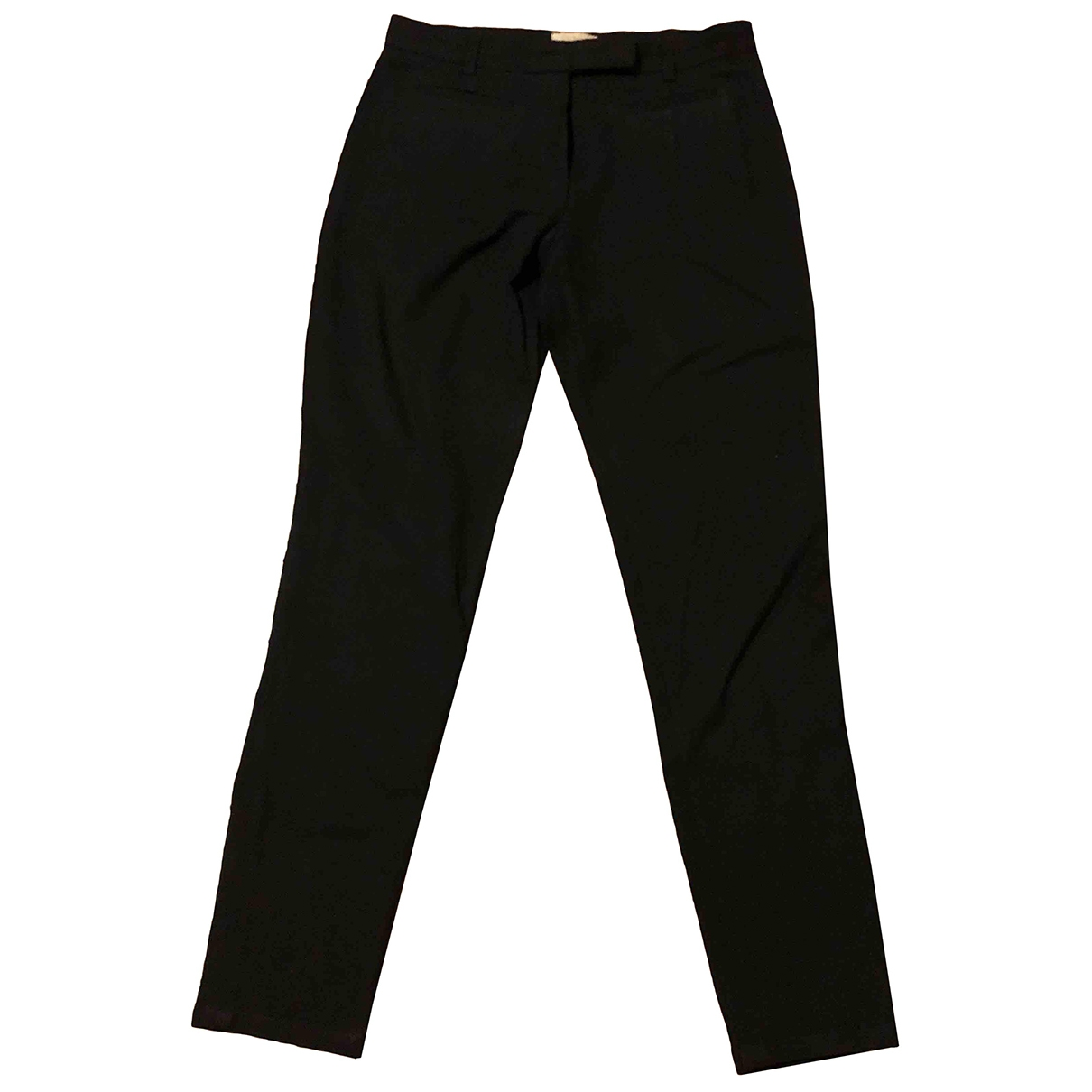 Pablo \N Navy Trousers for Women 34 FR