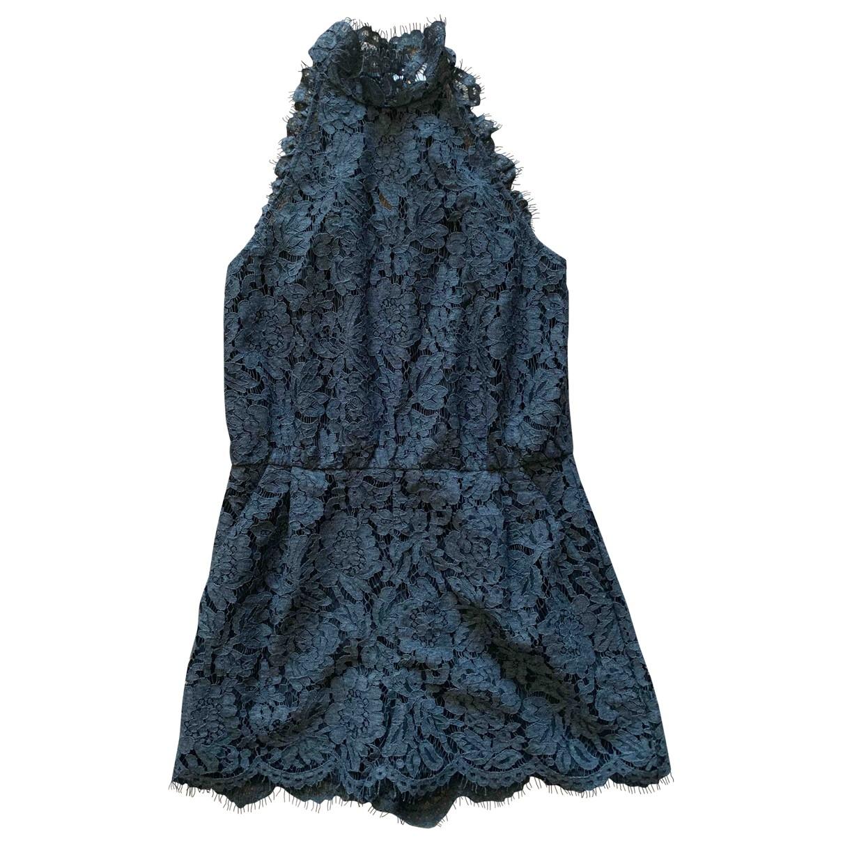 Diane Von Furstenberg \N Grey jumpsuit for Women 8 UK