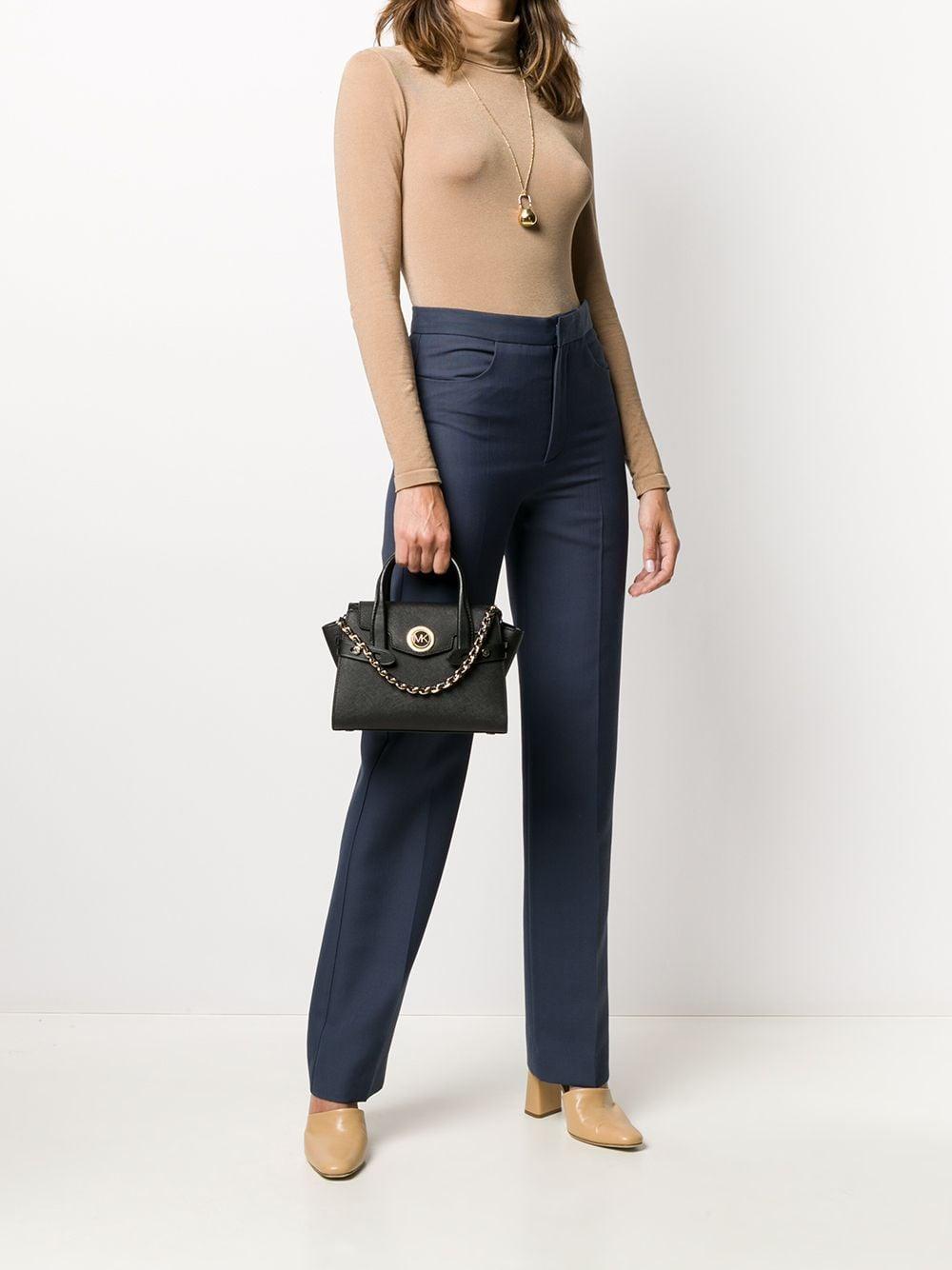 Carmen Small Leather Bag