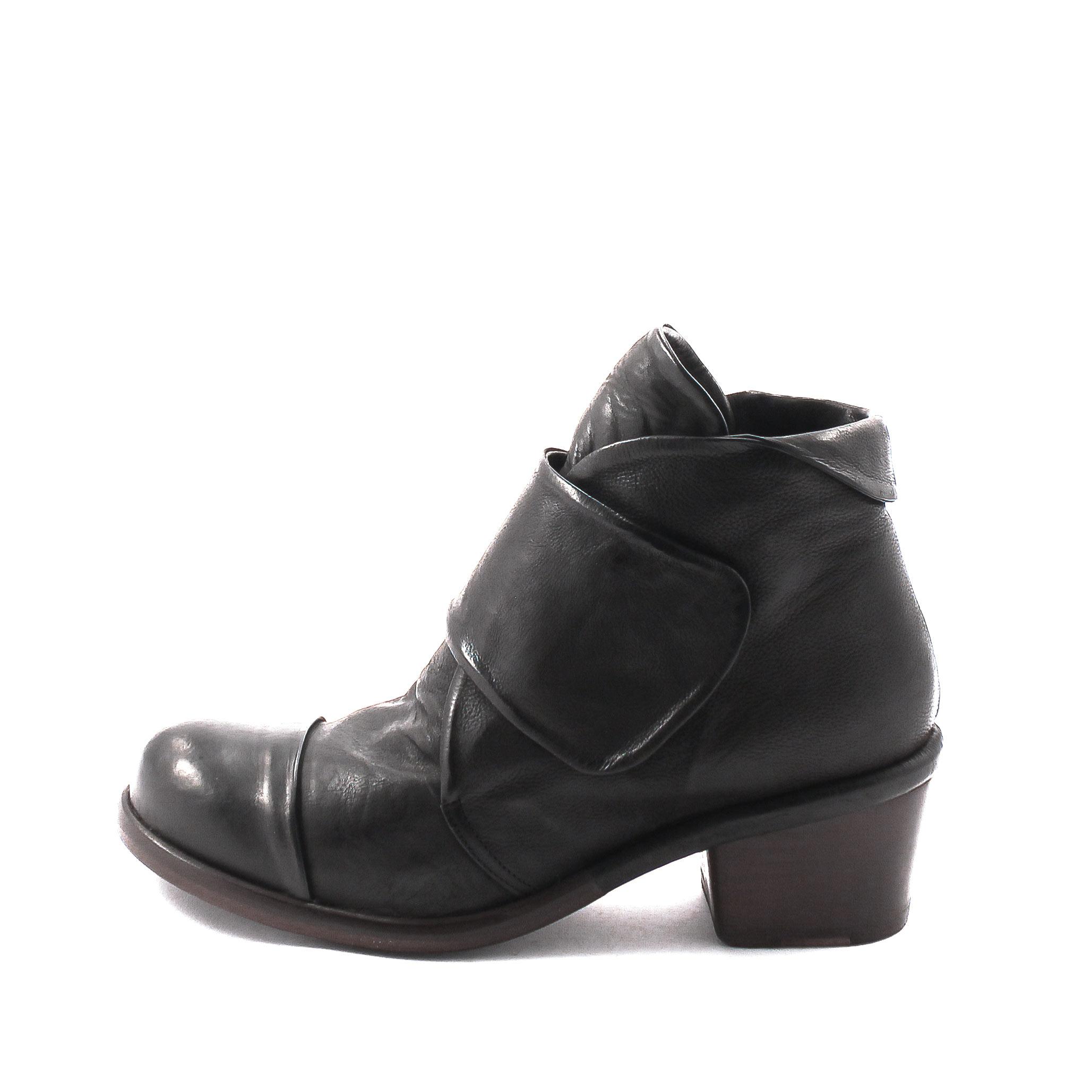 P. Monjo, P1278 Berta Damen Stiefelette, black Größe 36