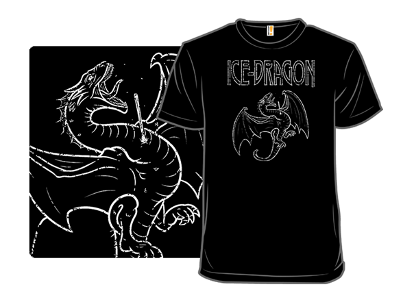 Ice Dragon T Shirt