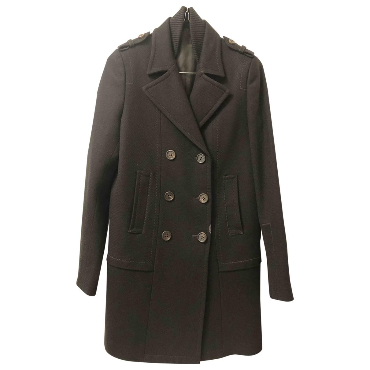 Neil Barrett \N Black coat for Women 38 IT